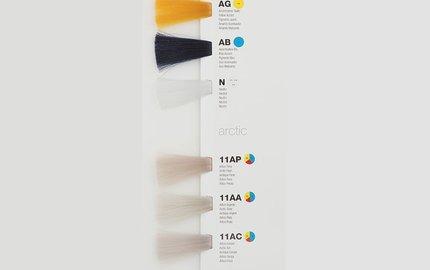 Mix Kleuren: AR-AG-AB-N