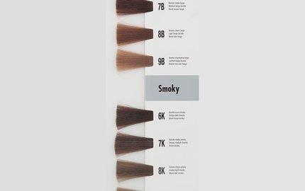 Smoky Rook Tinten : K Mooi Koel