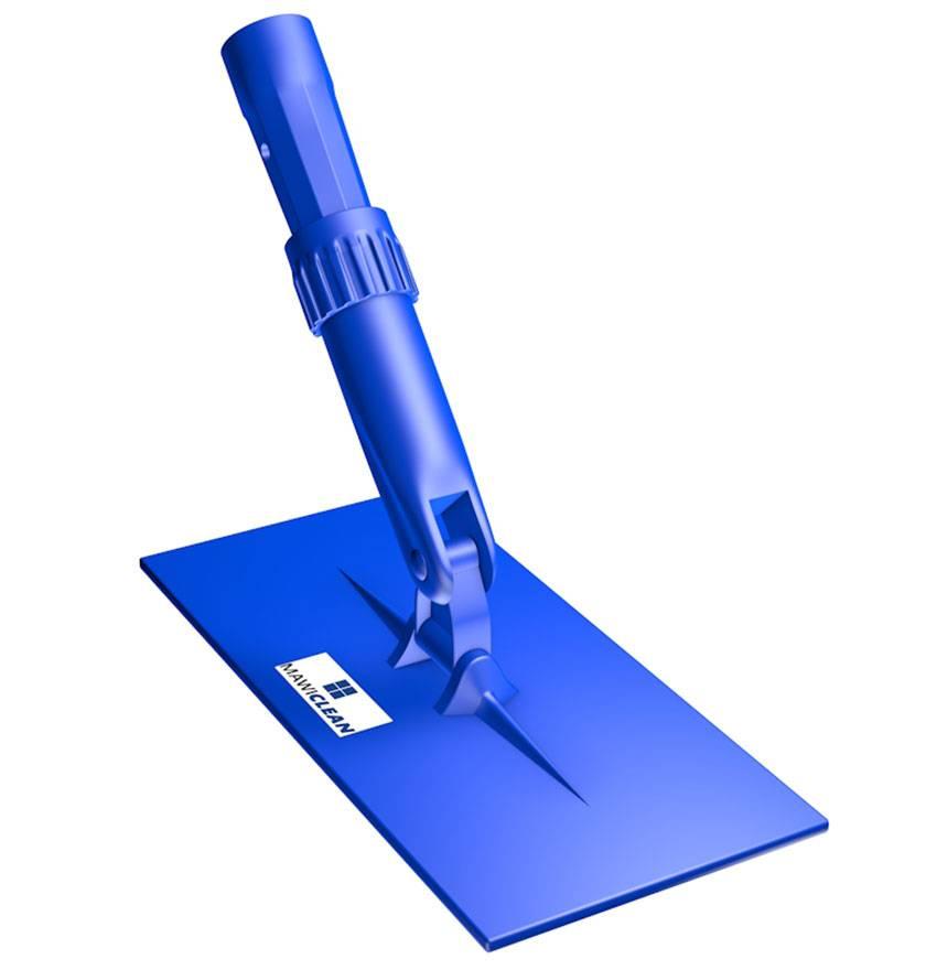 Mawiclean MAWICLEAN-Kletthalter mit Quick-Klick Verbindung