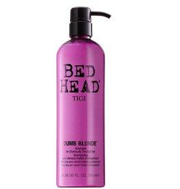 TIGI Bed Head Dumb Blonde Shampoo 750ml