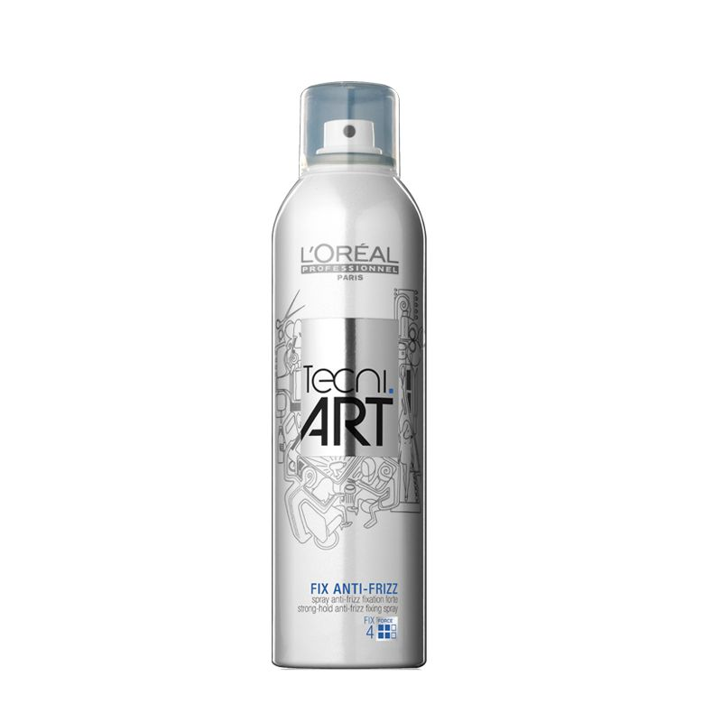 L'Oréal Tecni Art Fix Anti-Frizz