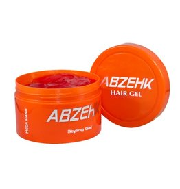 Abzehk Hair Gel Oranje Mega Hard 450ml
