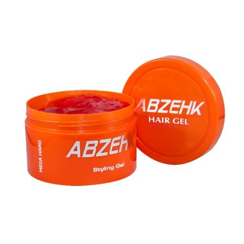 Abzehk Hair Gel Oranje Mega Hard 450ml