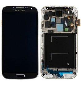 Samsung Galaxy S4 i9505 Compleet Lcd Display deep black GH97-14655L