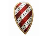 Visiodan - verkleed kleren Schild King Arthur