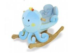 Rockers Hobbelpaard Okie Octopus
