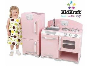 Kidkraft Pink Retro keuken