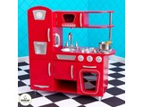 Kidkraft Red retro keuken