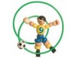 Educo - kralenframes Loop Dee Lou voetbal