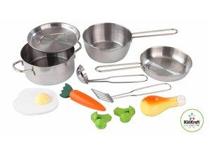 Kidkraft Metalen accessoires keuken