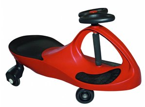 Hilltoys Kids-car rood