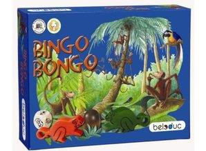 Beleduc - games - spelletjes Bingo Bongo