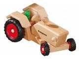 Fagus - Houten speelgoed Fagus traktor klassiek