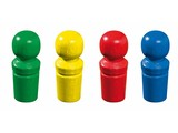 Fagus - Houten speelgoed Fagus houten poppetjes