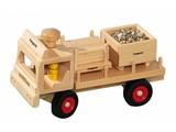 Fagus - Houten speelgoed Fagus Pallet transporter