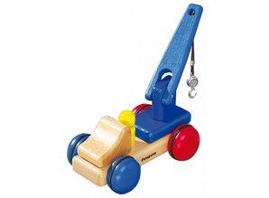 Fagus - Houten speelgoed Fagus mini takelwagen