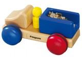 Fagus - Houten speelgoed Fagus mini kiepauto
