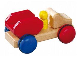 Fagus - Houten speelgoed Fagus mini container