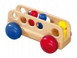Fagus - Houten speelgoed Fagus mini bus