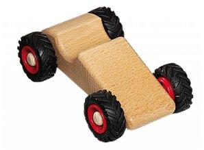 Fagus - Houten speelgoed Fagus mini Speedy naturel
