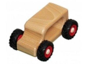 Fagus - Houten speelgoed Fagus mini Oldie naturel