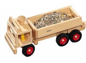 Fagus - Houten speelgoed Fagus kiepauto groot