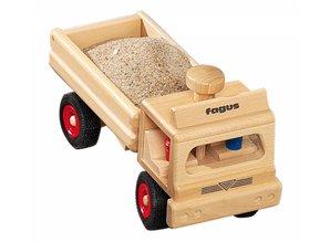 Fagus - Houten speelgoed Fagus kiepauto