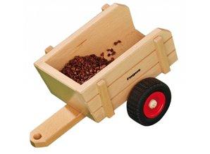 Fagus - Houten speelgoed Fagus Boerenkar
