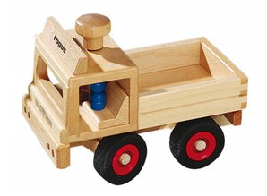 Fagus - Houten speelgoed Fagus basismodel truck