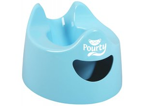 Pourty Pourty blauw