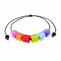 ZSISKA DESIGN Zsiska Colourful Cubes verstelbaar Spectrum