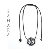 ZSISKA DESIGN ZSISKA Design Necklace Pendant Adjustable SAHARA