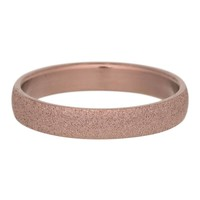IXXXI JEWELRY RINGEN iXXXi Vulring Sandblasted Brown
