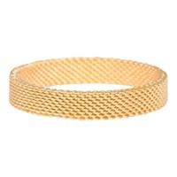 IXXXI JEWELRY RINGEN iXXXi Jewelry Fountain 0.4 cm MESH GOLD