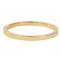 CHARMIN'S Charmin ring Plain Gold Steel