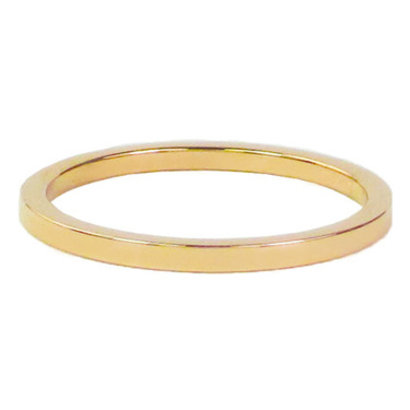 CHARMIN'S Charmins Plain stalen stapelring R314 Gold Steel van het fashion sieradenmerk Charmin's.