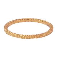 CHARMIN'S Charmin's Ring Snake Rosegoud Steel