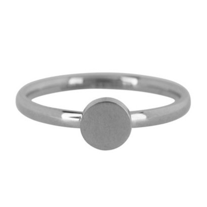 CHARMIN'S Charmins Fashion Seal Medium steel ring ring R423 Silver Steel from Charmin's fashion jewelry brand.