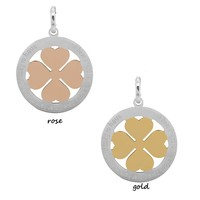iXXXi JEWELRY IXXXI JEWELRY PENDANT BEST FRIEND 2 COLORS STAINLESS STEEL