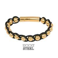 iXXXi JEWELRY iXXXi STEEL Bracelet JAKARTA GOLD