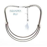 SQUADRA BLU Dutch Design Jewelry SQUADRA BLU Opulente Halskette