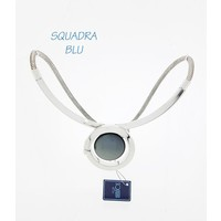 SQUADRA BLU Dutch Design Jewelry SQUADRA BLU NECKLACE WITH CABOCHON