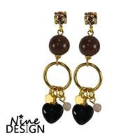 ND Elena Gold Earrings