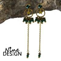 ND Evita Star Earrings