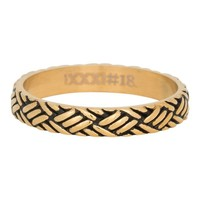 IXXXI JEWELRY RINGEN iXXXi Jewelry Vulring 0.4 cm LOVE KNOT  Goud