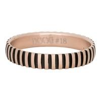 iXXXi JEWELRY iXXXi Jewelry Filling ring 0.4 cm PIANO ROSEGOLD
