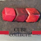 CUBE COLLECTION CUBES COMBINATIE ROOD 001