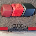 CUBE COLLECTION CUBES COMBINATIE ROOD 002