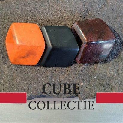 CUBE COLLECTION 3 CUBES COMBINATIE 102  De afmeting van 1 CUBE is 46x36mm.