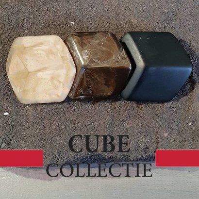 CUBE COLLECTION 3 CUBES COMBINATIE 108 De afmeting van 1 CUBE is 46x36mm.